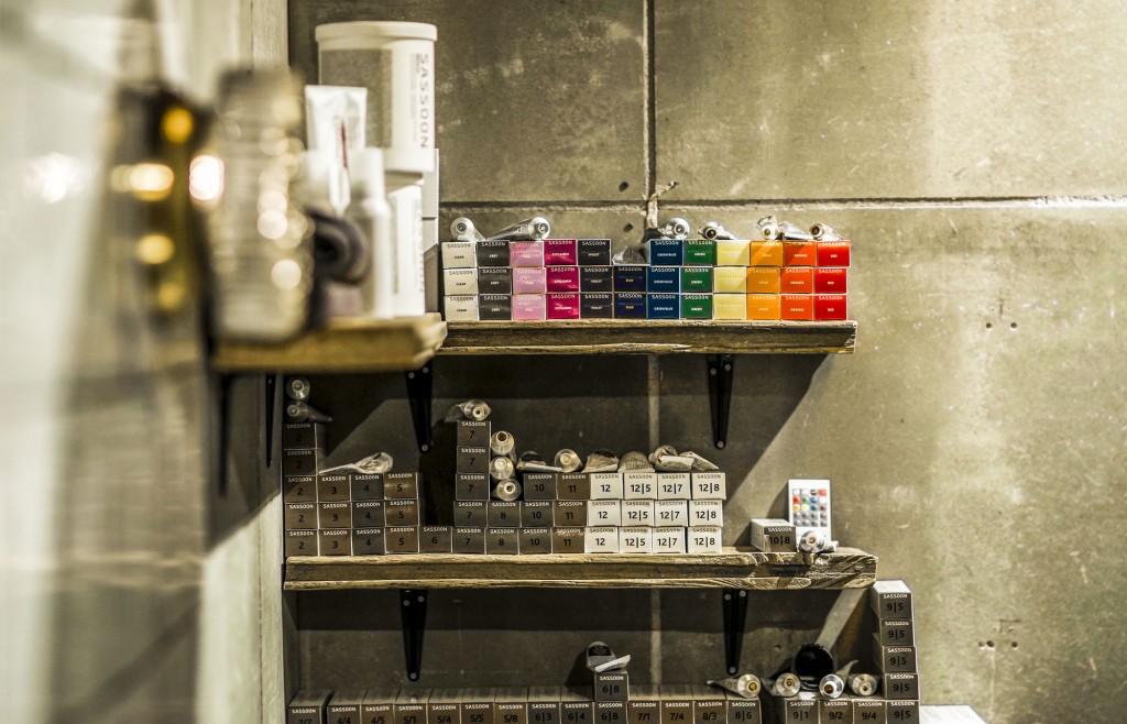 Carlos Colado Hair Sculpture salón de peluquería